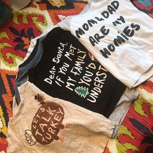 Long sleeve Toddler Shirts bundle of 10